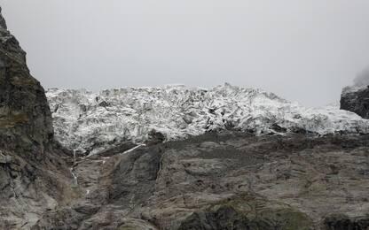 Monte Bianco, ghiacciaio di Planpincieux accelera: 1 metro in 24 ore