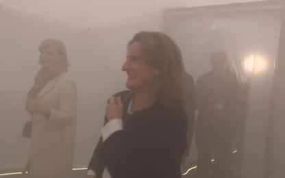 Pollution Pods, dentro l'opera che fa respirare lo smog. VIDEO
