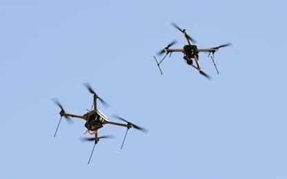 Madrid, chiuso lo spazio aereo all'aeroporto di Barajas per droni