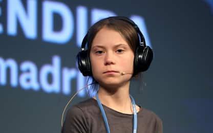 """Cop25, Greta Thunberg: """"Dopo anno di scioperi ancora nessun risultato"""""""