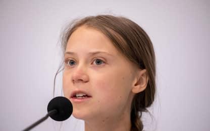 Greta Thunberg: emergenza climatica colpisce già oggi, la gente muore