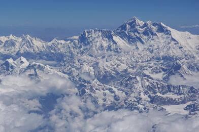 Non solo l'Everest, ecco le montagne più alte del mondo