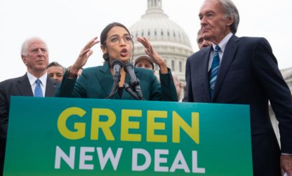 Green New Deal: cos'è il piano contro il cambiamento climatico