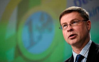 """Approvato il Green Deal, Dombrovskis: """"1.000 mld di euro in 10 anni"""""""