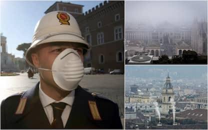 Smog, Legambiente: in Italia 26 città fuorilegge. FOTO