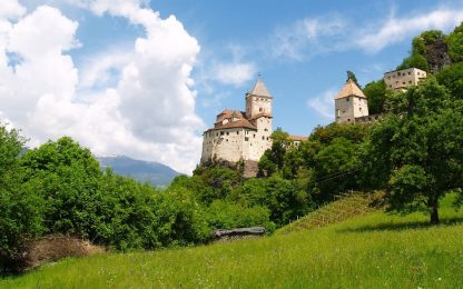 I castelli più belli in Italia. FOTO