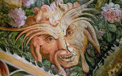 Inaugurati affreschi Palazzo Ferretti