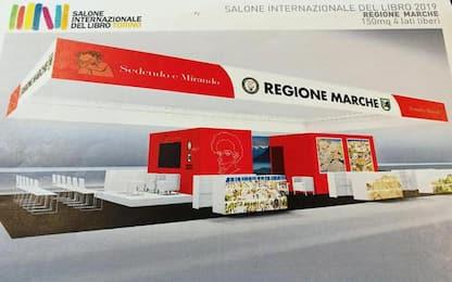 Salone Libro, Marche 'regione ospite'