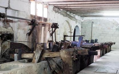 Unesco, padiglione carta a Fabriano