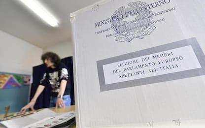 Marche, votanti in calo alle europee