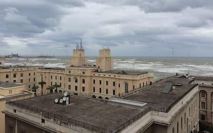 Allerta gialla per vento forte in Puglia
