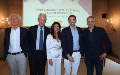 Torna il festival 'Il libro possibile'
