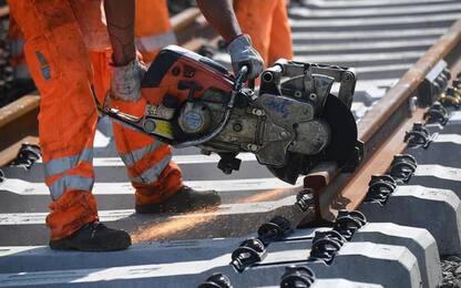Operaio investito e ucciso da treno nel Piacentino