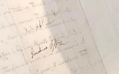 Ritrovato un manoscritto di Rossini rubato