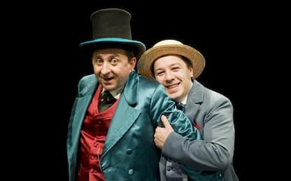 Teatro: Il medico dei pazzi a Bologna con Vito