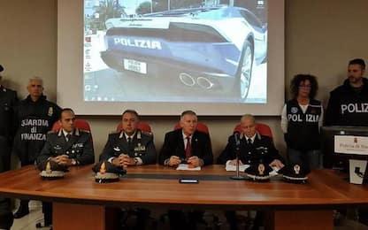 Armi e droga, sgominata banda a Sassari