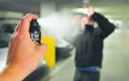 Capodanno a Castelsardo, stop spray