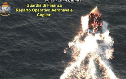 Migranti: Gdf Cagliari blocca 2 barche