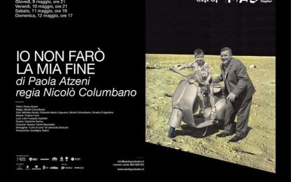Nuova produzione di Sardegna Teatro