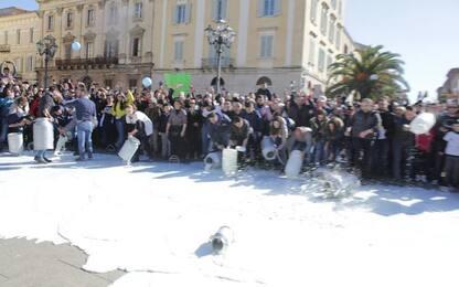 Pastori sardi pronti a tornare in piazza
