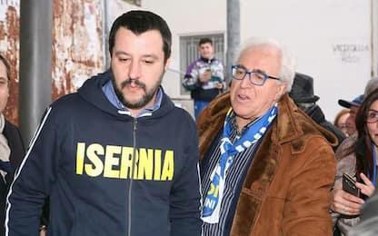Lite Lega in Molise, interviene Salvini