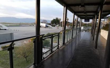 Reggio, a via collegamenti Blue Panorama