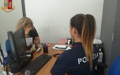 Maltratta moglie, arrestato da polizia