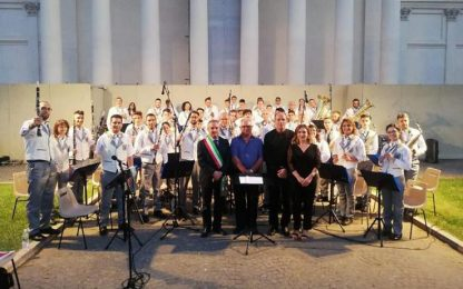 "Banda ""Città Girifalco""ai Musei Vaticani"