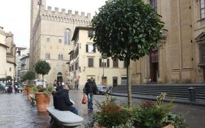 Nuovo volto per piazza San Firenze