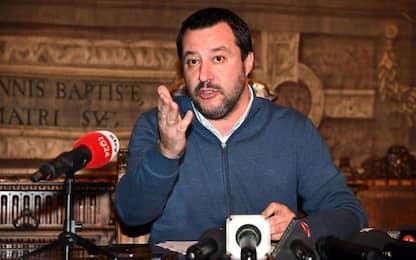 Salvini, ora sbagliare meno possibile