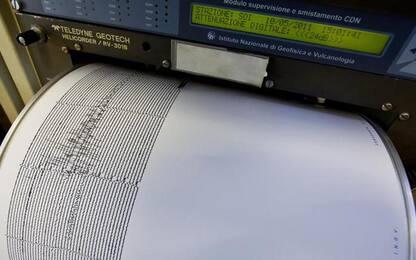 Sisma magnitudo 3.3 tra Firenze e Forlì