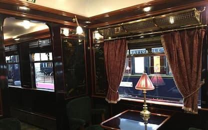 Orient Express, manutenzione in Toscana