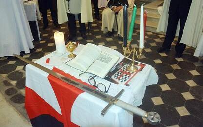 Templari festeggiano 900 anni