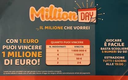 MillionDAY regala un milione a Savona