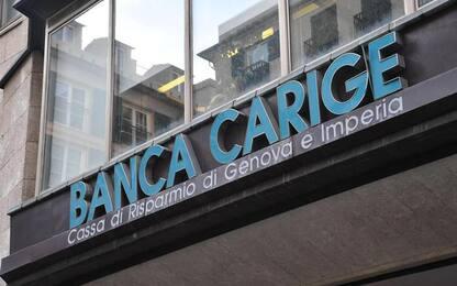 Carige: crollo in Borsa, perde 18,7%