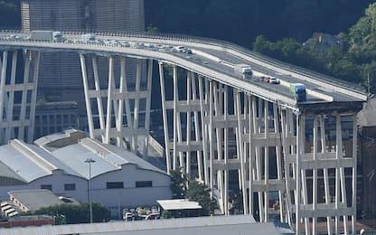 Demolizione ponte Genova ,esposto alla Corte dei Conti