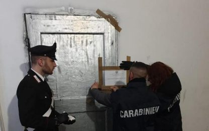 Sequestrato covo di pusher nei vicoli Genova
