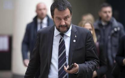 Salvini sabato a Genova