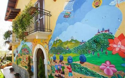 Jazz e blues nel paese dei murales
