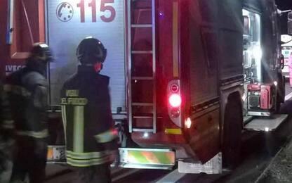 Incendio in clinica privata nel Pescarese, vittime