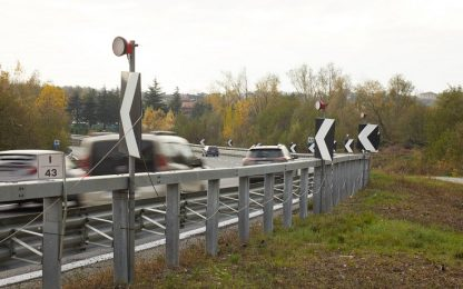 Maltempo nel Lecchese, riapre la carreggiata sud della superstrada 36