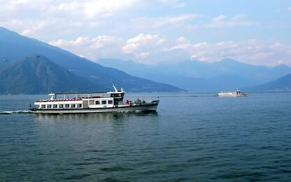 Due sorelle rischiano di annegare nel Lago di Como: salvate