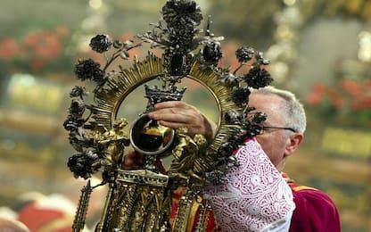 Napoli, si è ripetuto il 'miracolo' di San Gennaro