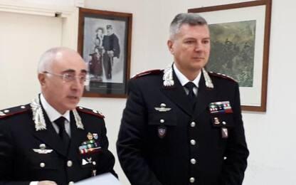 Carabinieri, bilancio positivo per 2018