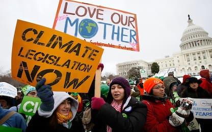 Roma, sciopero del 15 marzo sul clima: le proteste del Friday for Future
