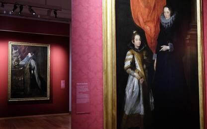 Torino, alla Galleria Sabauda in mostra van Dyck pittore delle corti