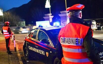Sicurezza:controlli notturni Carabinieri