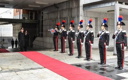 Carabinieri: gen. Nistri visita Comando Interregionale