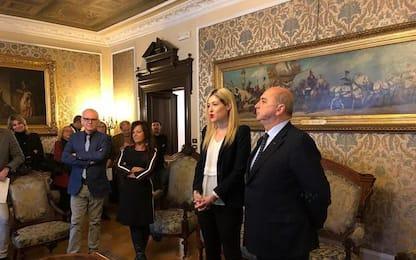 Turismo: Trieste,Dipiazza presenta nuovo assessore De Santis