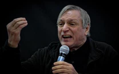 Mafia: don Ciotti, lotta è problema Paese, non migranti
